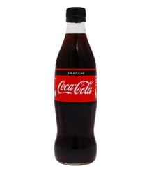 Coca Cola Zero vidrio 500ml